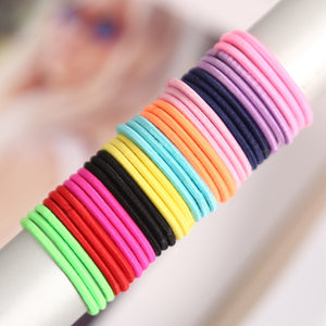 Thin Elastic Rubber Band