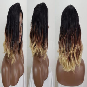 Short Ombre Brown Hair