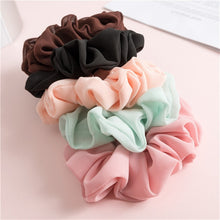 Load image into Gallery viewer, Hair Scrunchies Elastic Hair Ties