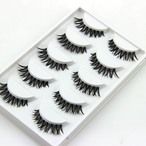 Long Thick Fake Eye Lashes
