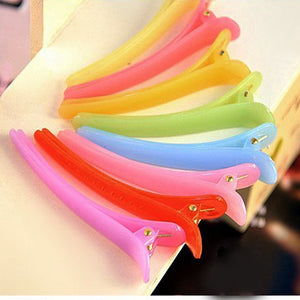 Plastic Hairdressing Hairpins
