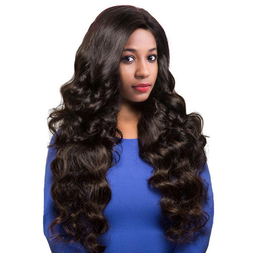 Hair Extension Double Weft