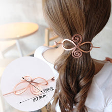 Load image into Gallery viewer, Butterfly Bow Hair Clips