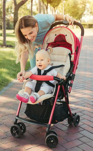 Strollers Take her out for her joy ride with our avant-garde strollers