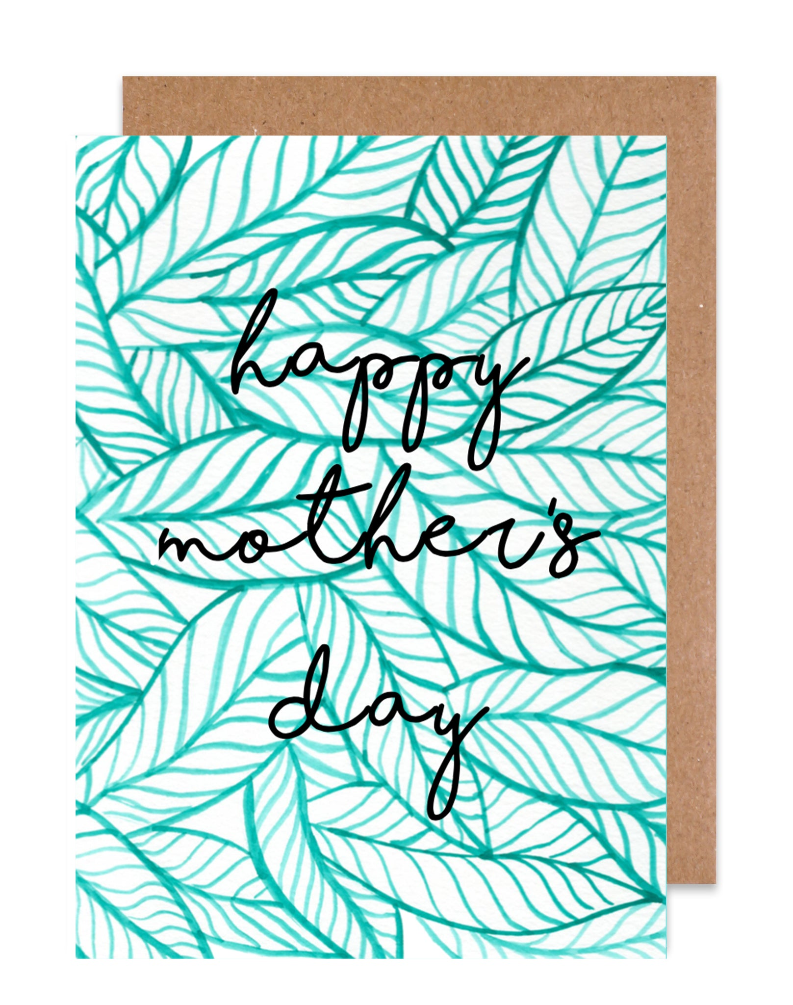 Happy Mother's Day Fern Card