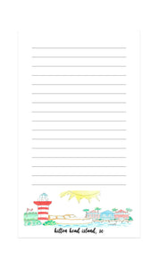 Hilton Head Island Notepad