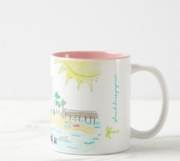Myrtle Beach, SC Coffee Mug