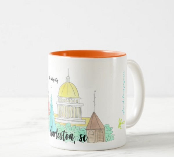 Holy City Coffee Mug