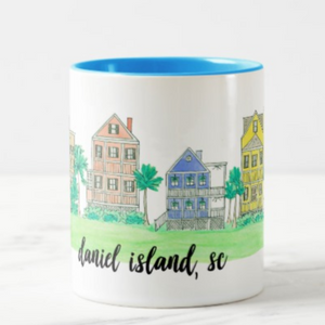daniel island south carolina coffee mug