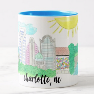 Charlotte-north-carolina-coffee-mug