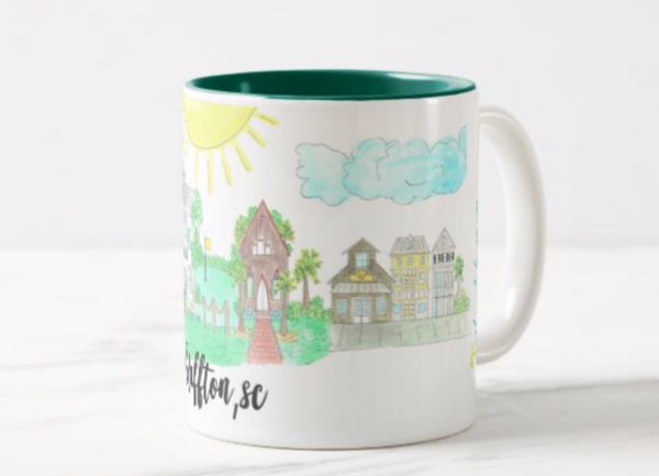 Bluffton, SC Coffee Mug