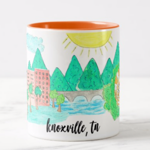 Knoxville, TN Coffee Mug