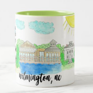 Wilmington, NC Coffee Mug