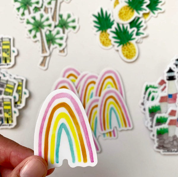 Tropical Stickers