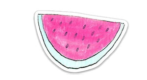 Watermelon Sticker