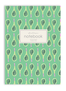 Tennis Notebook