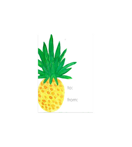 Pineapple Gift Tags