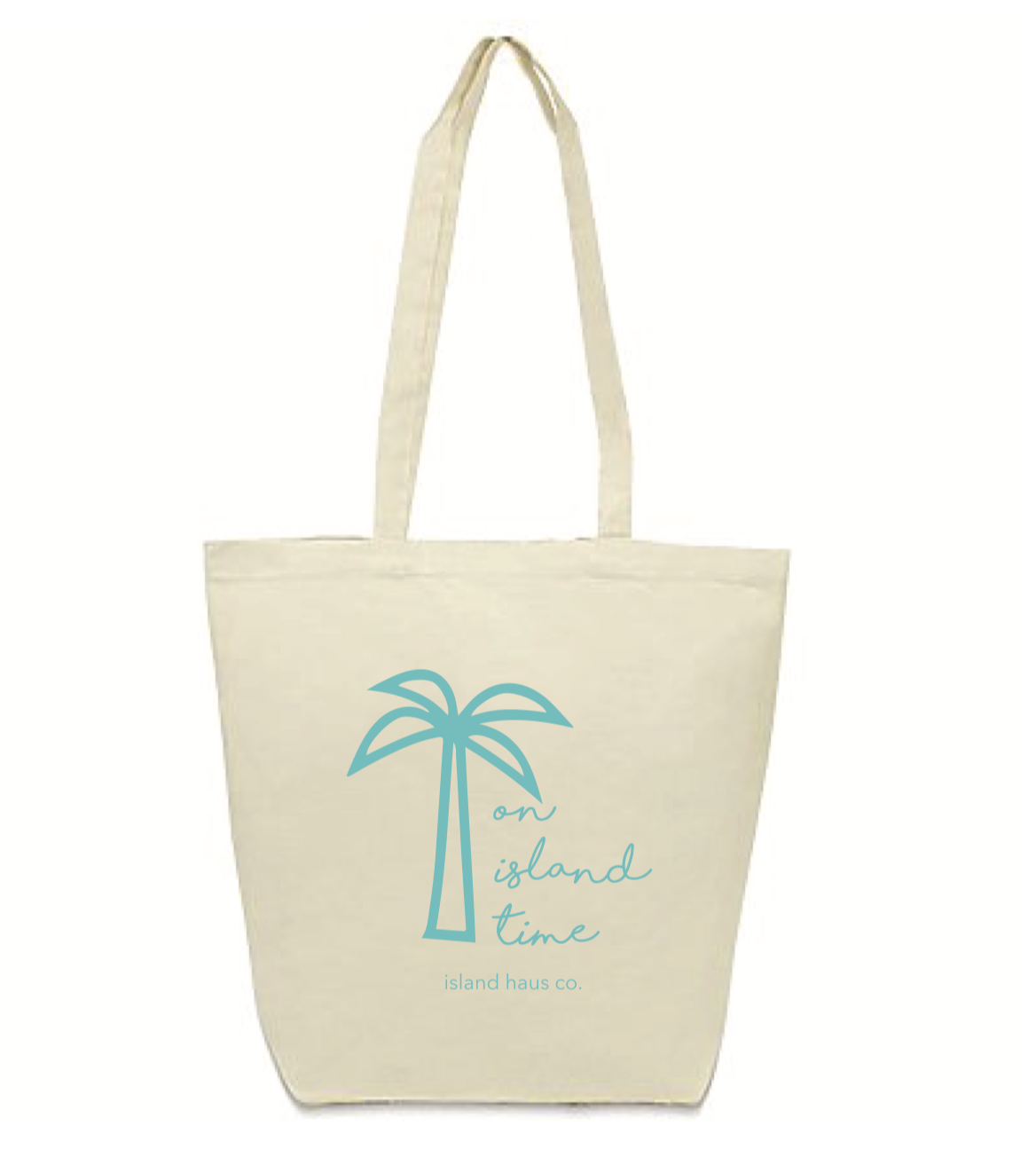On Island Time Tote