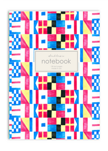 Notebook Dot Journal Maritime Flag