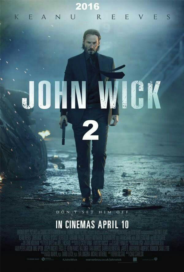 John Wick movie to watch when your high from El Capitan