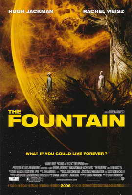 the fountain movie top movies to watch when you're high recommended by El Capitan