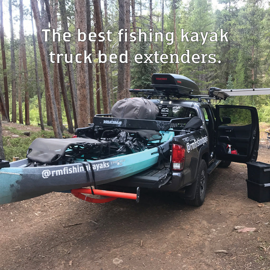 The best truck bed extenders for kayaks 2018.