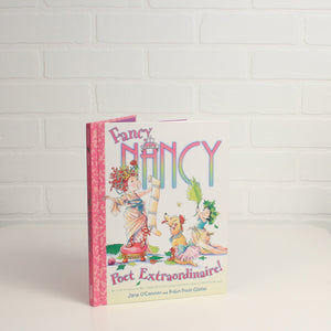 Fancy Nancy: Poet Extraordinaire! (Hardcover) *VOCABULARY*