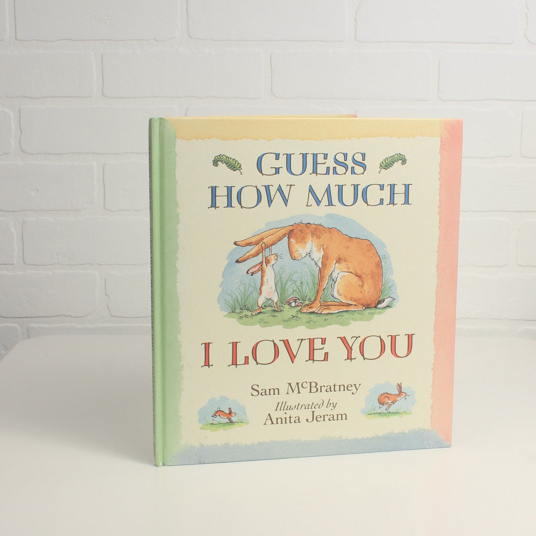 Guess How Much I Love You (Hardcover) *BEDTIME*