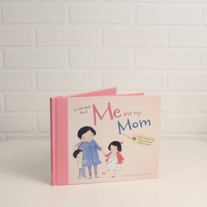 A Little Book About Me and My Mom (Hardcover)