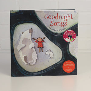 Goodnight Songs (Hardcover + CD)