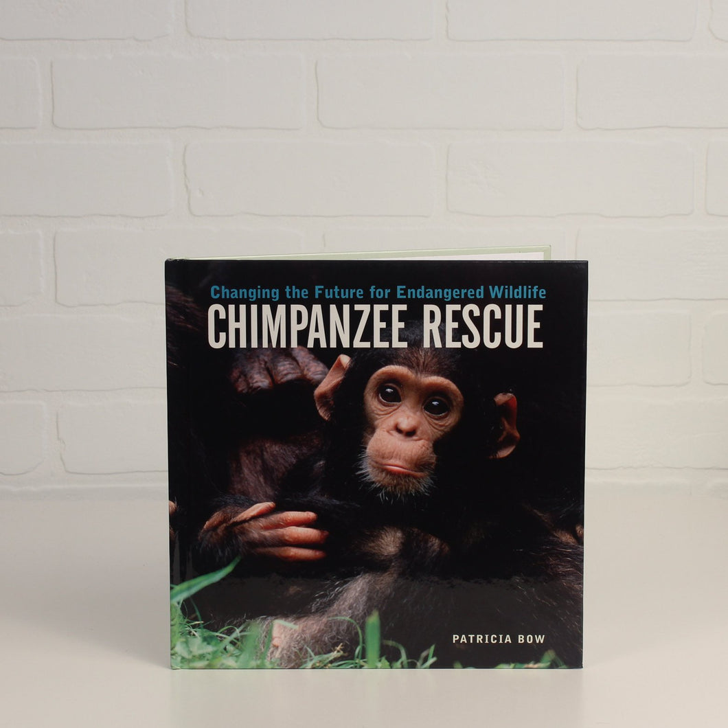 Chimpanzee Rescue (Hardcover)