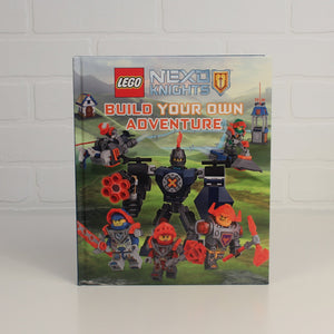 LEGO Nexo Knights: Build Your Own Adventure (Hardcover) *S.T.E.M.*