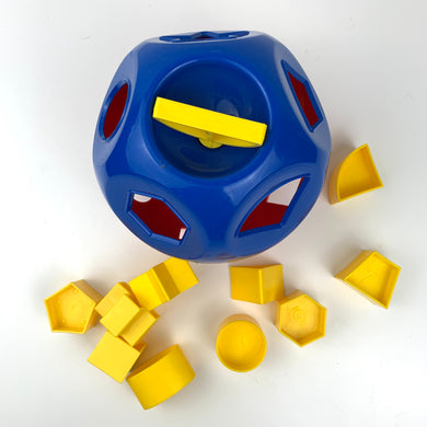 Classic Shape Sorting Ball