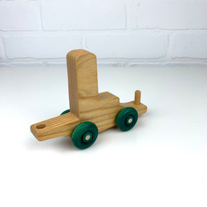 Wooden Name Train (Limited Letters Available)