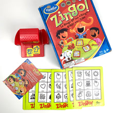 Load image into Gallery viewer, Zingo Word & Picture Matching Game *BILINGUAL FRENCH/ENGLISH*