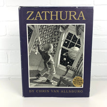 Load image into Gallery viewer, Zathura (hardcover) *WATCH THE MOVIE*