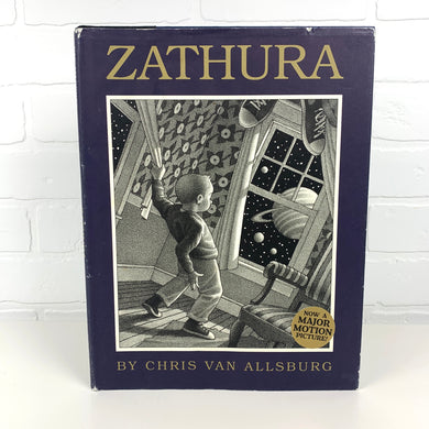 Zathura (hardcover) *WATCH THE MOVIE*