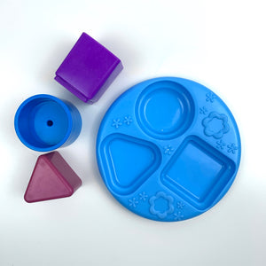 1st Shape Sorting Tray