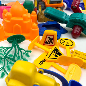 Sand Toys: 20+ Easy-to-Clean Pieces