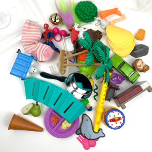 Loose Parts Learning: Rhyming Pairs