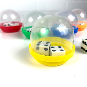 Dice-in-a-Bubble *BOARD GAME AID / ADDITION PRACTICE TOOL*