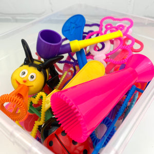 Tub of Bubble Wands