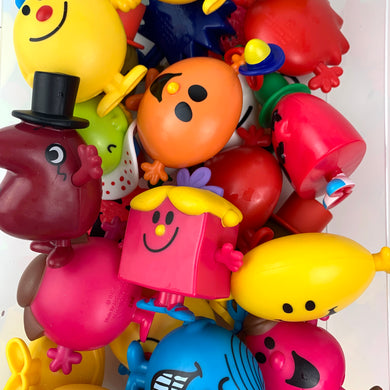 Mr. Men / Little Miss Toys *NEW PRICE*
