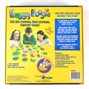 Froggy Boogie *WOODEN GAME*