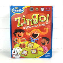 Load image into Gallery viewer, ZINGO! Bingo with a Zing *EARLY SIGHT WORDS*