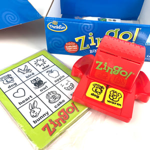 ZINGO! Bingo with a Zing *EARLY SIGHT WORDS*