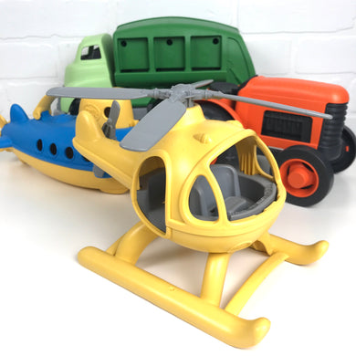 Green Toys: Recycled Plastic Vehicles