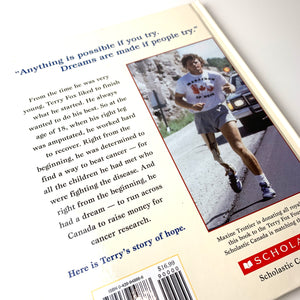 Terry Fox: A Story of Hope (Hardcover)