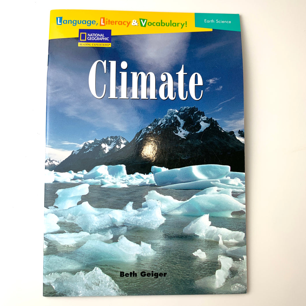 Climate (softcover)
