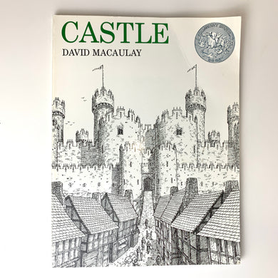 Castle (softcover)